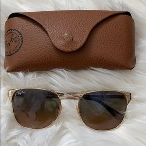 RAY-BAN • Signet Polarized Sunglasses